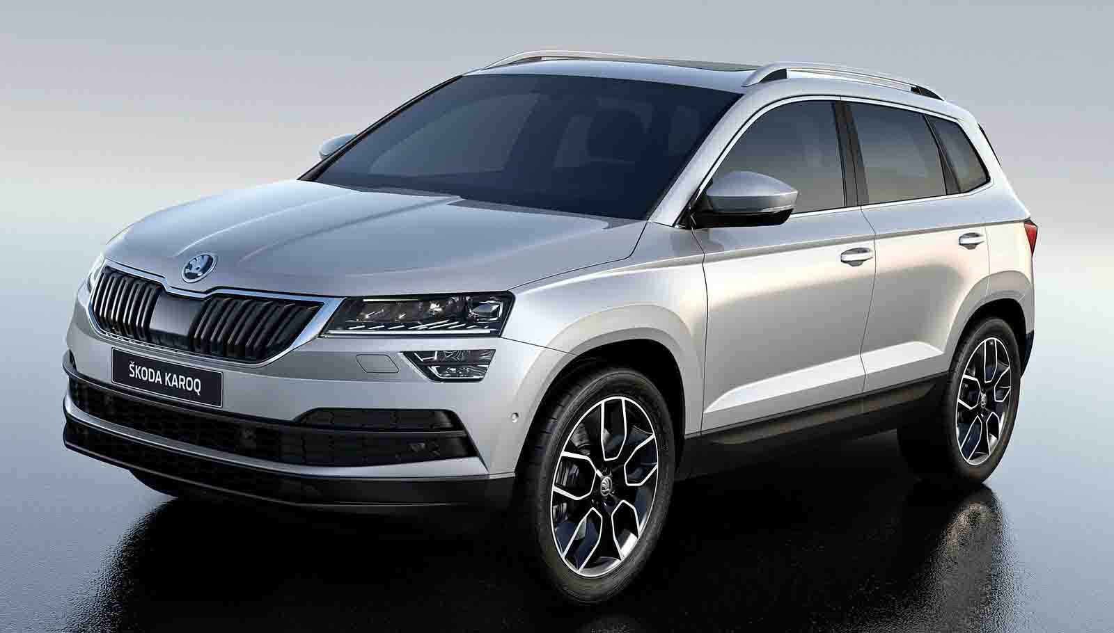 Skoda-Karoq 1.0 TSI 115 SE Technology 5dr Manual